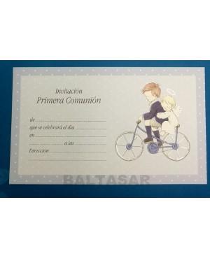 INVITACIÓN PRIMERA COMUNIÓN