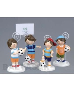Presentación 24 unidades niño futbolista