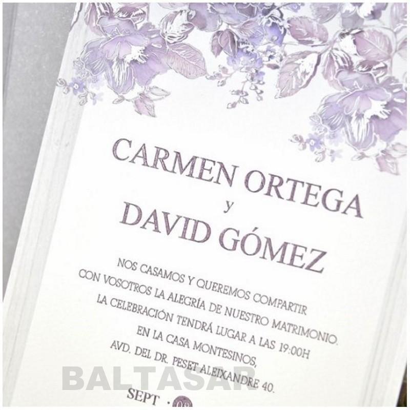 invitacin boda elegante invitacin boda elegante