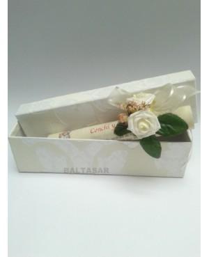 caja flor romantic